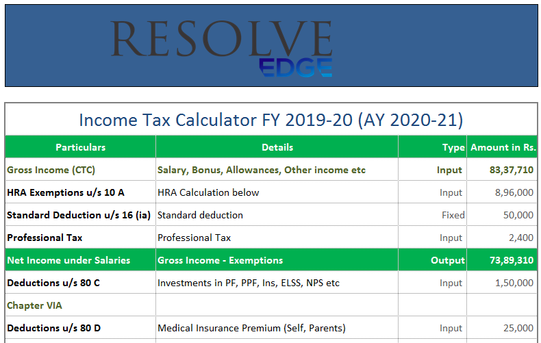income-tax-calculator-fy-2019-20